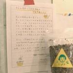 あゆみ食堂と二代目宝助のお留守番カフェ@ cafe + gallery 芝生