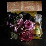 母の日はさっちゃんのお花とエジプト塩 fiore soffitta mother's day 2012
