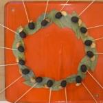 アーティストto-kichiの個展にケータリング。