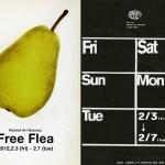 """2月4、5日 ROCKETアートグロッサリー """"Free Flea""""(フリーフリー)に出店します!!"""
