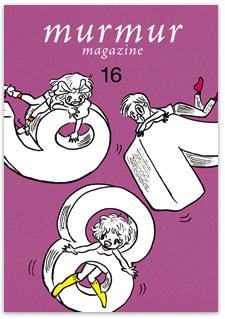 murmur magazine 16号